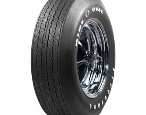 Coker Tire 62425 - Coker Firestone Wide Oval Tires E70-15