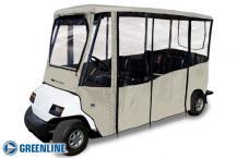 Greenline Golf Cart Enclosure, 6 Passenger