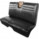 Distinctive Industries 1963 Impala Standard & SS Convertible Rear Seat Upholstery 074919