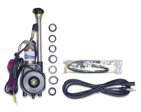 Custom Autosound Full Size Universal Power Antenna