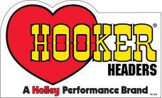 Hooker Decal 36-309