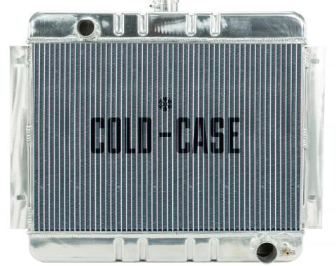 Cold Case Radiators 62-67 Chevy Nova Aluminum Radiator MT CHN540