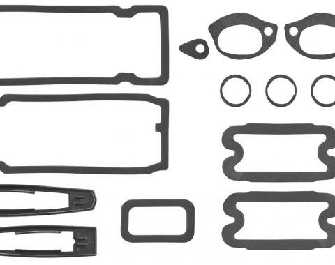 RestoParts 1968 Chevelle Paint Seal Kit, Full Body PSK800