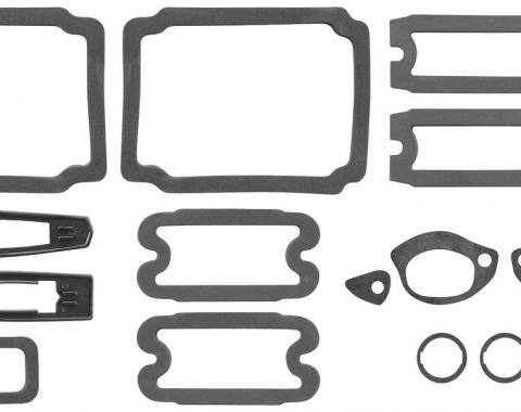 RestoParts 1967 Chevelle Paint Seal Kit, Full Body PSK700