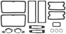 RestoParts 1970 Chevelle Paint Seal Kit, Full Body PSK930