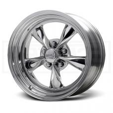 Rocket Racing Polished Fuel Wheel, 15x4, 5x4 1/2 Pattern, R21-546515