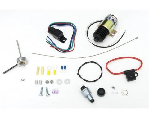 Chevy Electric Trunk Release Kit, 1955-1957