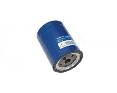 Chevy Oil Filter, Spin-On, AC Delco, 1968-1986