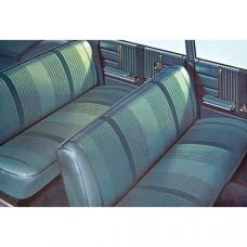Full Size Chevy Seat Cover Set, 6-Passenger, Bel Air Wagon,1964