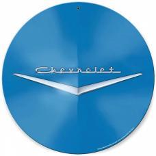 Chevy Metal Sign, Classic ''Chevrolet'' Emblem