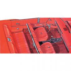 Full Size Chevy Seat Cover Set, Impala SS Convertible, 1965