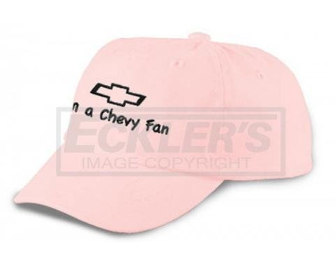 """I'm a Chevy Fan"" Toddler Hat, For Babies 6 Months - 2 Years Old"