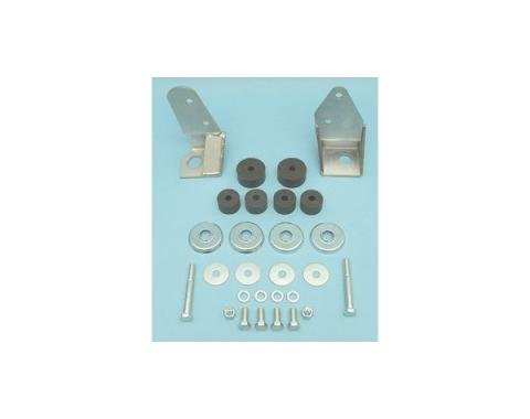 Chevy Front Mounting Kit, Big Block, 1955-1957