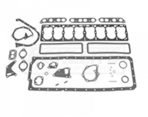 Chevrolet Engine Overhaul Gasket Kit, 235, 1953-1954