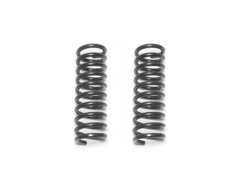 """Full Size Chevy Lowered Front Coil Springs, 3"""", 1958-1964"""