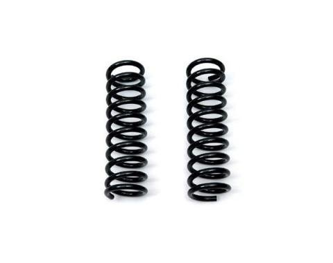 "Full Size Chevy Lower Front Coil Springs, 2"", 1958-1964"