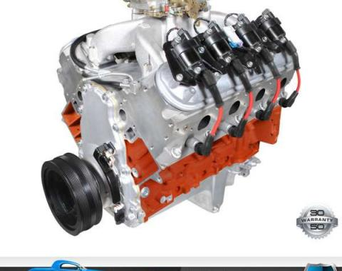Blueprint 427 / 625HP LS3 Carbureted Small Block Chevy Crate Engine
