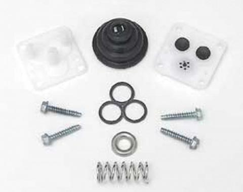 Windshield Washer Pump Rebuild Kit, with Bellows, 1963-1967