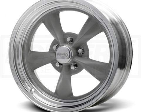 Rocket Racing Fuel Grey Wheel, 15x8, 5x4 1/2 Pattern, R23-586537