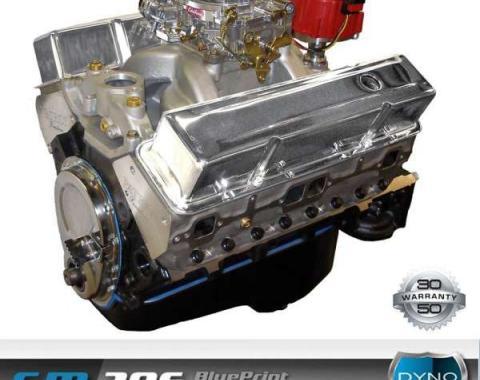 Chevy 396 C.I. Blueprint Crate Engine 485HP, Roller Cam, Aluminum Heads, 1949-1954