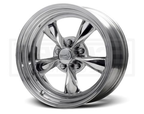 Rocket Racing Polished Fuel Wheel, 15x8, 5x4 1/2 Pattern, R21-586537