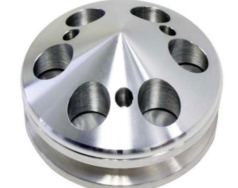 1Aluminum Alternator Pulley, 1 Groove