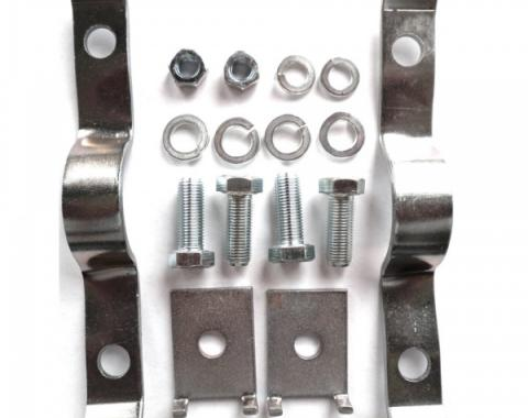 1955 Chevy Accessory Guard Hardware Kit