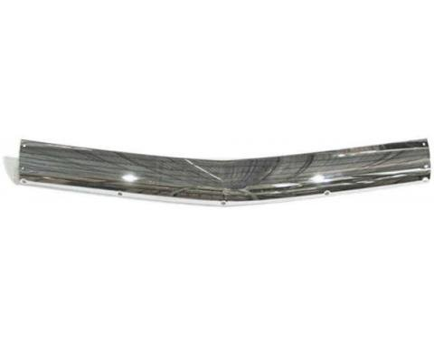 Early Chevy Grille Molding, Center, Chrome, Show Quality 1954
