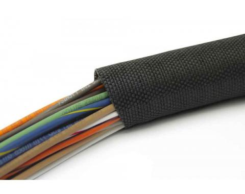 "Chevelle - ClassicBraid Wiring Sleeve, 1/8"", 1964-1983"