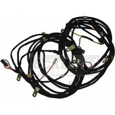 57 Power Window Harness For Bel Air Convertible
