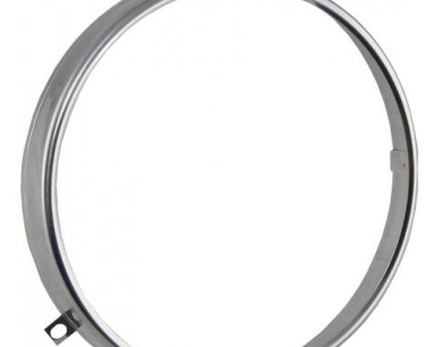 Headlight Retaining Ring, 1958-1982
