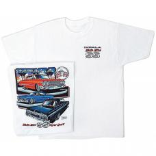 Chevy T-Shirt, Impala Make Mine SS