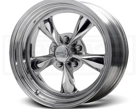Rocket Racing Polished Fuel Wheel, 15x8, 5x4 3/4 Pattern, R21-586137