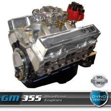 Chevy 355 C.I. Blueprint Crate Engine 390HP, Roller Cam, Aluminum Heads, 1949-1954