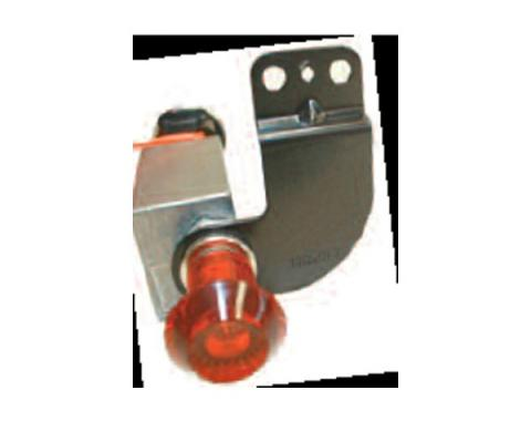 Full Size Chevy 4 Way Hazard Flasher Switches, 1966