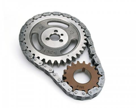 Chevy Timing Chain & Gear Set, Small Block, 1955-1957