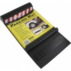Maxsa Park Right® Black Parking Mat