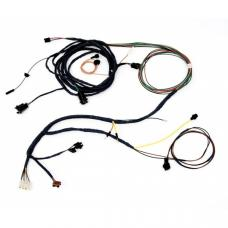 Full Size Chevy Rear Body Wiring Harness, Convertible, Impala, 1964