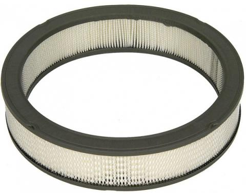 Corvette - Air Filter Element, Show Quality, 1965-1972