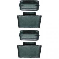 Chevy Motor Mounts, 6-Cylinder, 1952-1953