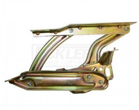 Full Size Chevy Hood Hinges, Show Quality, 1962