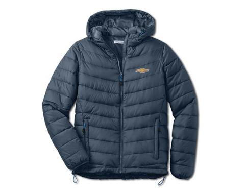 Chevy Jacket, Ladies, Heavy-Duty, Navy