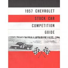 Chevrolet Stock Car Competition Guide, 1957