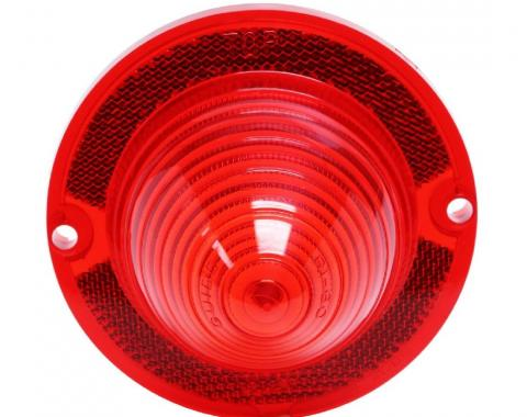 Trim Parts 60 El Camino and Full-Size Chevrolet Tail Light Lens, Each A2050