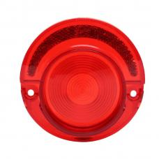Trim Parts 64 Full-Size Chevrolet Red Tail Light Lens, without Trim, Each A2350