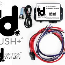 ididit id.PUSH+ Push Button Ignition System 2600610100