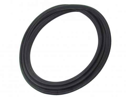 Precision Sedan, Coupe/Wagon Models-Windshield Weatherstrip Seal Without Trim Groove WBL D394 GM