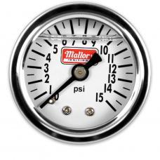 Mallory Fuel Pressure Gauge 29138