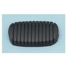 Clutch Or Non-Power Brake Pedal Pad, 1949-1957