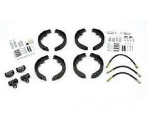 Chevy Drum Brake Rebuild Kit, 4-Wheel, 1955-1957